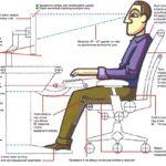 Эффективные упражнения при сидячей работе